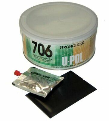 U-Pol 706 Stronghold Smooth High Adhesion Body Filler for Plastics Upol