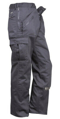 323 Navy Action Trouser Reg W34 S887NAR34 Portwest Genuine Top Quality Product
