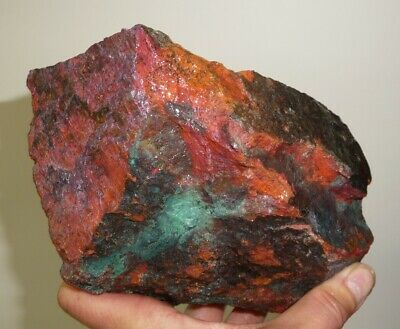 Sonora Sunrise Chrysocolla Mexico 4 lbs 11.1oz Lapidary Rough or Display A Grade