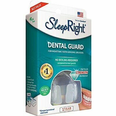 Sleepright Secure Comfort Dental Guard 1 Ea