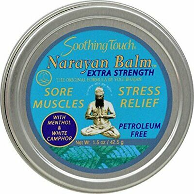Soothing Touch Extra Strength Narayan Balm, 1.5 Ounce - 6 per case.