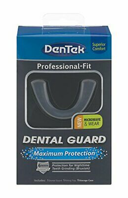 DenTek Professional-Fit Maximum Protection Dental Guard  Protection for Night...