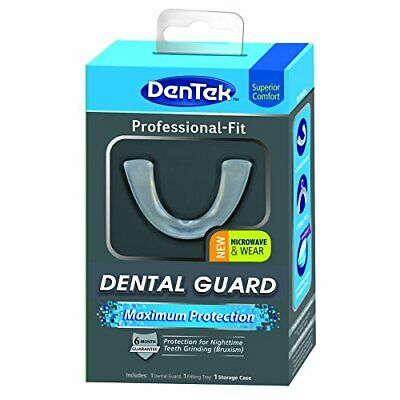 DenTek Professional Fit Dental Guard  Maximum Protection  1-Pack