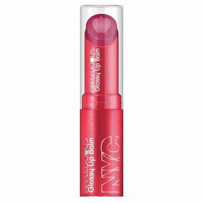 (3 Pack) NYC Applelicious Glossy Lip Balm - Apple Blossom