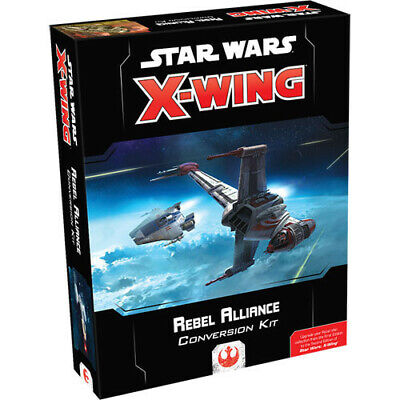 Star Wars X-Wing 2nd Edition Slave 1 Expansion Pack Factory Sealed NIB FFG 2.0