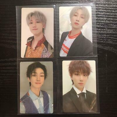 SEVENTEEN An Ode HMV official photo card photocard THE 8 real hope truth poet