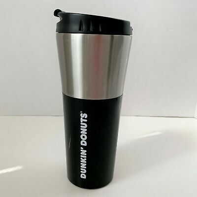 Dunkin' Donuts Stainless Steel Travel Tumbler 15.25 fl oz