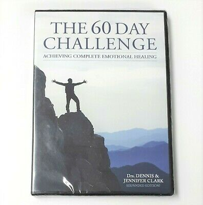 The 60 Day Challenge: Achieving Complete Emotional Healing, Simple Prayer CD Set