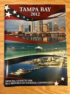 2012 Republican National Convention Official Guide