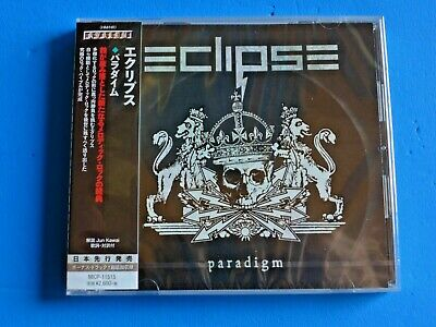 2019 ECLIPSE PARADIGM w/BONUS TRACK JAPAN CD