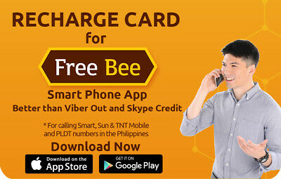 Free Bee Calls, Calling to Philippines, Prepaid Card, Phone Card, Call Card