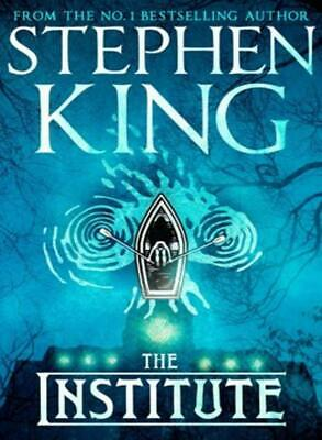 The Institute : A Novel NEW Hardcover BOOK – 2019 by Stephen King