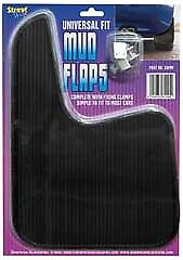 Universal Pair Mudflaps SWMF Streetwize Genuine Top Quality Product New