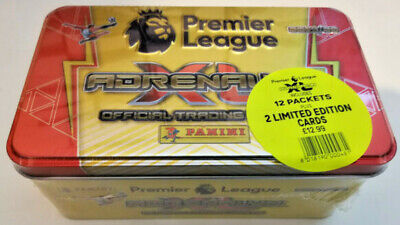 Panini Premier League Adrenalyn XL 19/20 - Classic Mega Tin 2019/20