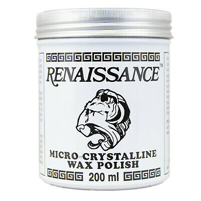 RENAISSANCE Micro-Crystalline Wax Polish - 200ml Tin