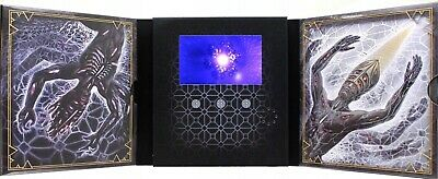 Tool New Album Fear Inoculum 2019 Limited Collectors Edition CD - Ready To Ship