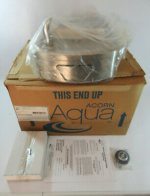 Acorn A151400B AquaContour Non-Refrigerated Wall Mounted Water Drinking Fountain
