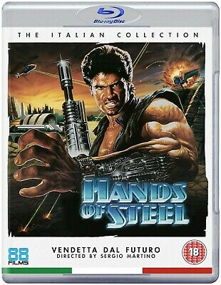 Hands Of Steel Blu-ray 88 Films Italian Collection