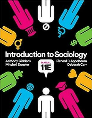 [P.D.F] Introduction to Sociology (Seagull Eleventh Edition)