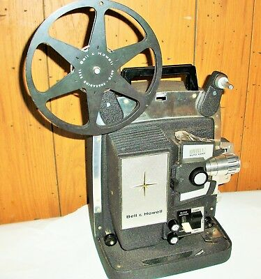 Bell Howell Lumina 1.2 Auto Load 8mm Movie Projector