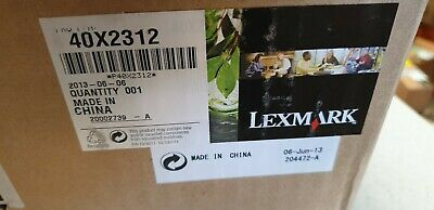 Genuine Lexmark 40X2312 Universal LVPS Card Assembly for X85x X86x Brand New
