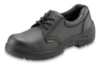 Safety Shoe Black Size 9 201SM09 Worktough Genuine Top Quality Product New