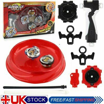 4PCS Boxed bayblade Beyblade Burst 4D Set with Launcher Arena Metal Fight Battle