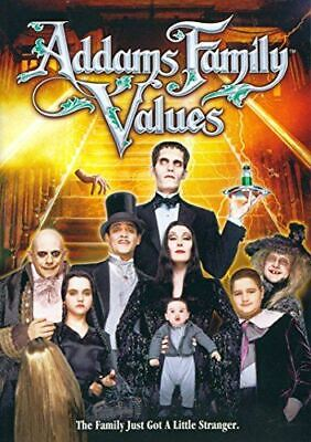 Addams Family Values [DVD] [1993] [Regio - DVD