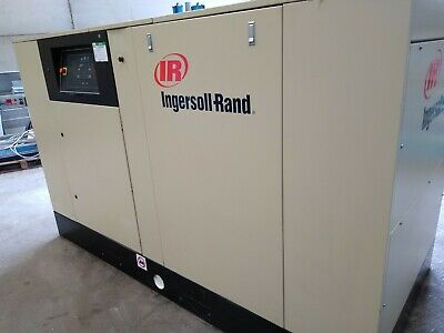 Ingersoll Rand ML110 Rotary Screw Air Compressor Cfm706