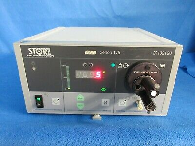 Storz Xenon 175 20132020 Light Source