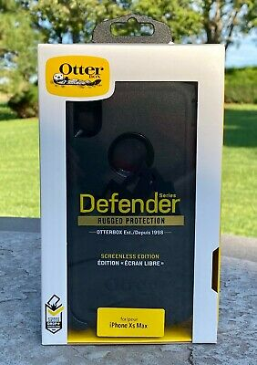 OTTERBOX Defender Series Screenless Edition for Apple iPhone XS Max Black