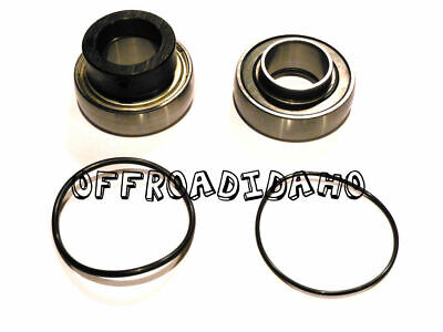 Track Drive Shaft//Chain Case Bearing /& Seal Kit 1987-1991 Arctic Cat Jag 340