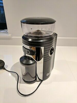 Dualit Burr Coffee Grinder Ccg2 For Parts Or Repair