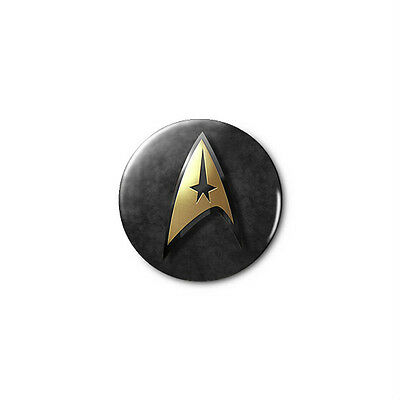 Star Trek (a) 1.25in Pins Buttons Badge *BUY 2, GET 1 FREE*