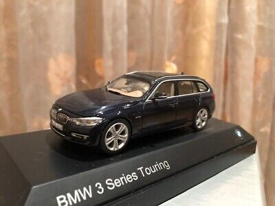 BMW 3 series Touring F31 Blue 1:43 Paragon Jadi Blue mt RARE