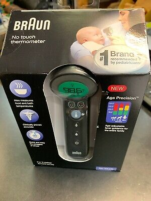 *NEW* Braun No Touch Forehead Thermometer (BNT400)