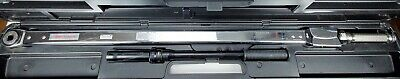 Norbar Model 1500 Torque Wrench 14005, 370 - 1100 lbf-ft, 500 - 1500 Nm NOR14005
