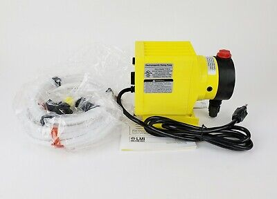 LMI Milton Roy P131-392SI Chemical Metering Pump, New!