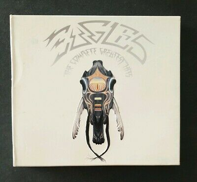 THE EAGLES - 'The Complete Greatest Hits' 2003 2 Disc CD Album