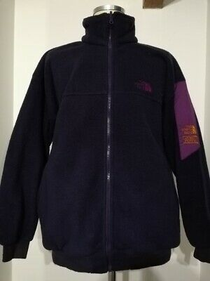 THE NORTH FACE giacca pile tnf layering system fleece vintage snow ice size XL