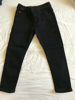 Boys Kid Denim Black Jeans Skinny age 5