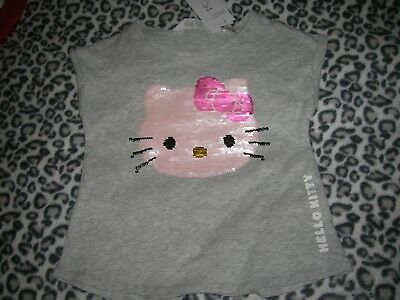 TOP Hello Kitty for Girl 4-6 years H&M