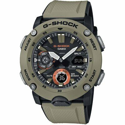 Orologio Uomo Digitale Casio G-Shock GA-2000-5AER