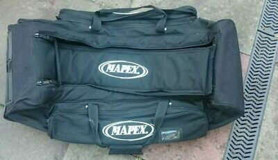 Mapex Roll Along Drum Hardware Bag with Wheels used