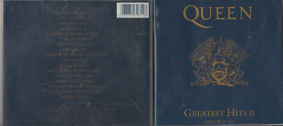 Queen Greatest Hits Ii - Brilliant 17 Track Cd Album - 0077779797127