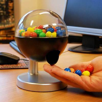 Touch Sensor Gumball Machine Sweet Candy Dispenser Vintage Kids Candy Gift Toy
