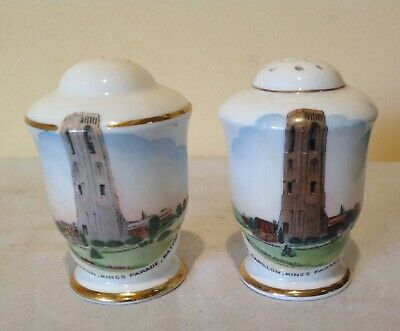 Vintage S&P Shakers Royal Stafford  Bathurst