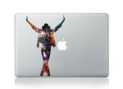 """🍎 Michael Jackson sticker decal for Apple laptop MacBook Air Pro 13"""" inch"""