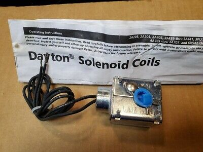 Dayton 4A705 Solenoid Coil