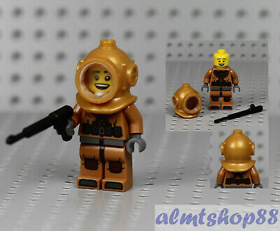 col08-6 NEW LEGO Diver Series 8 FROM SET 8833 COLLECTIBLES
